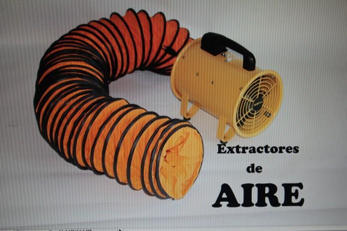 Extractores de aire suministros hidraulicos - Extractores de aire ...