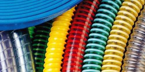 Mangueras suministros hidraulicos for Manguera para aire comprimido